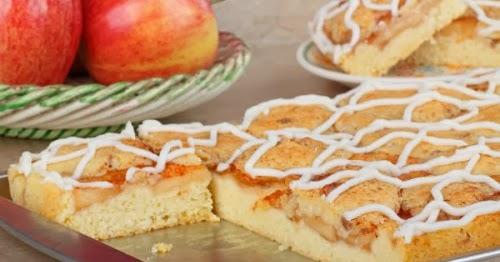 كيكة التفاح بالقرفة - طريقة عمل كيكة التفاح بالقرفة