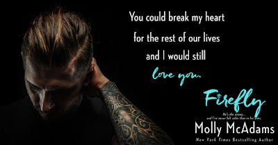 🔫🔪IT'S MAFIA 🔪🔫 Blog Tour with Review: Firefly by Molly McAdams