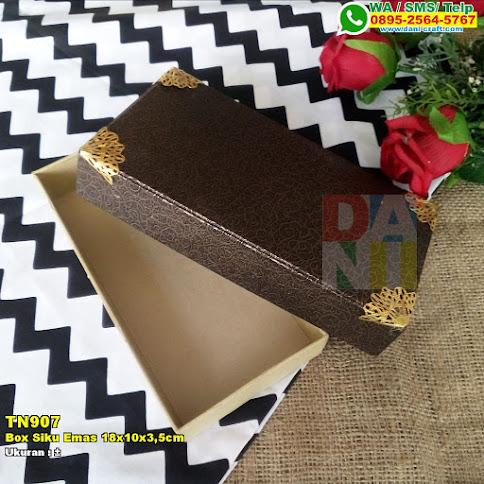 Box Siku Emas 18x10x3,5cm