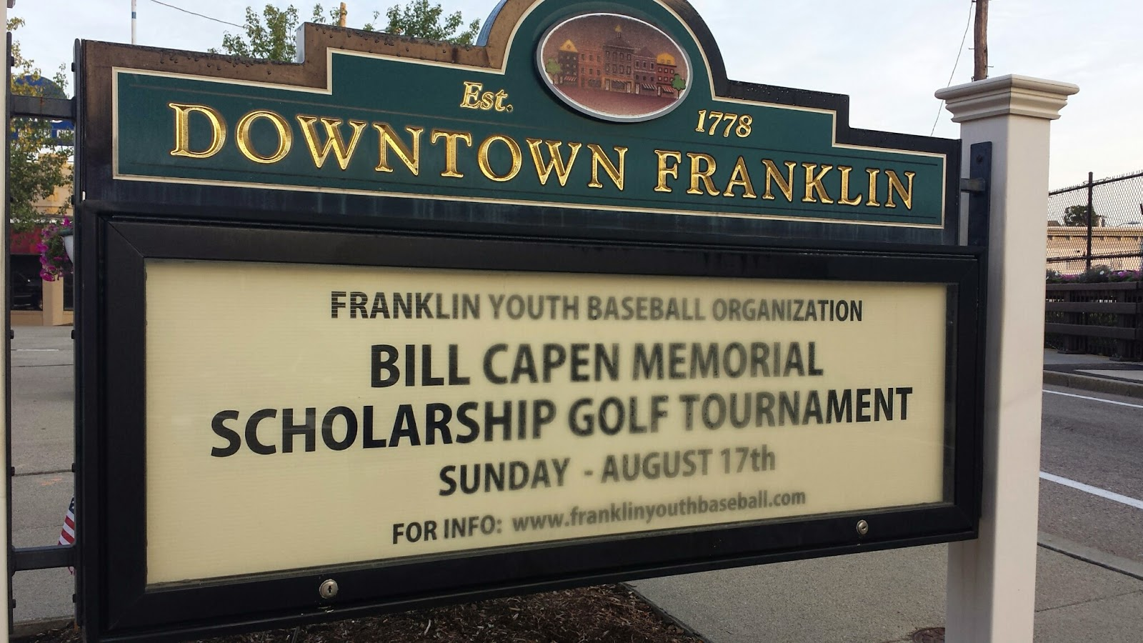 FYBO Scholarship Golf Tournament