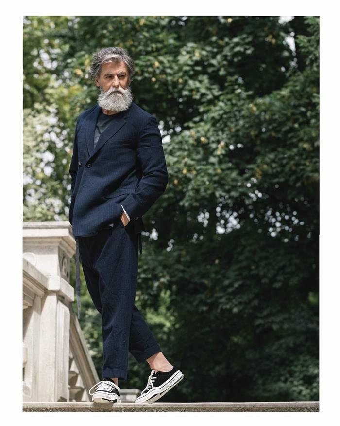 Philippe Dumas age 63 years old
