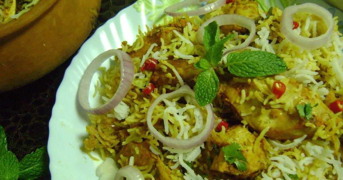 Chicken handi biryani - photo#6