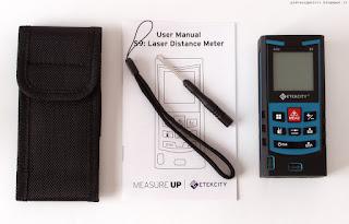 Etekcity Laser Distance Meter S9