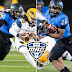 UB football's Jaret Patterson and Justin Brandon honored by the MAC