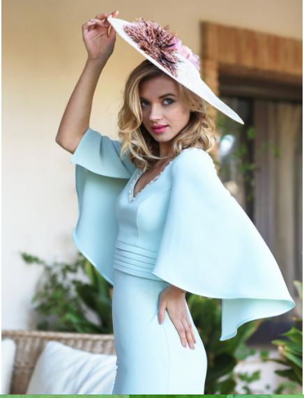 Vestido Silvia Navarro - Chantal