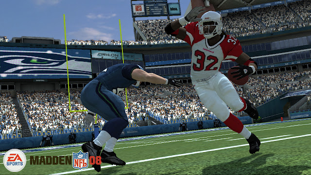 Madden NFL 08 PC Full Version Screenshot 1