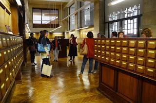 Biblioteca Nacional. Catálogos. Montevideo. Uruguay.