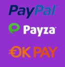 Payment methods | Ojooo wad