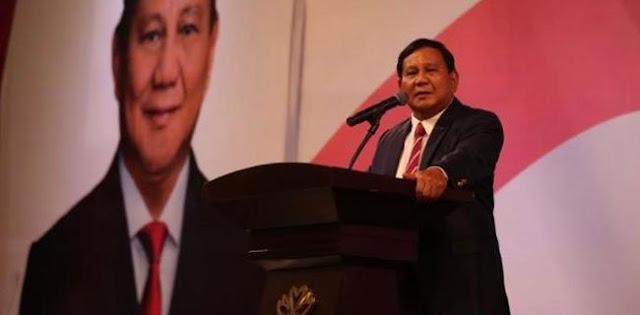 Prabowo: Tidak Boleh Lagi Ada Rakyat Yang Tidak Bisa Makan