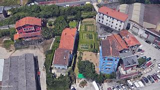 El Calero. Imágenes de Google Earth