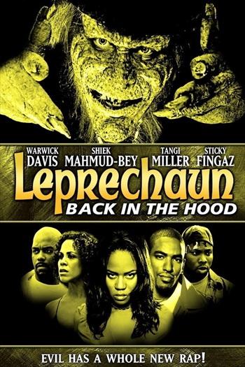 Leprechaun – Back 2 tha Hood 2003 Dual Audio Hindi 720p BluRay 950mb