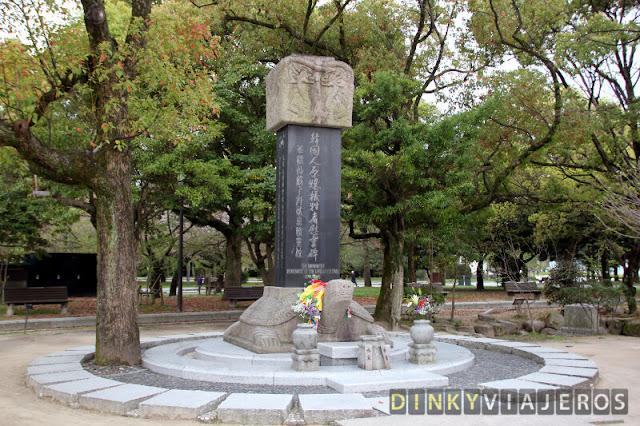 Cenotafio de las Víctimas Coreanas
