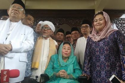 Duaaarrr! Bagaimana Pengaruh Yenny Wahid bagi Kubu Jokowi-Ma'ruf?