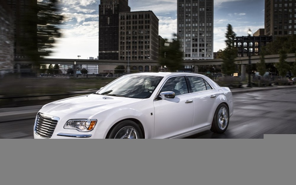 2013 Chrysler 300 Motown