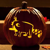 Free pumpkin carving patterns halloween ohboyohboyohboy for Buzz lightyear pumpkin template