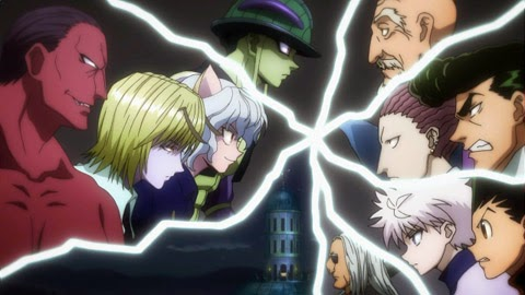 hunter x hunter descargar mp4