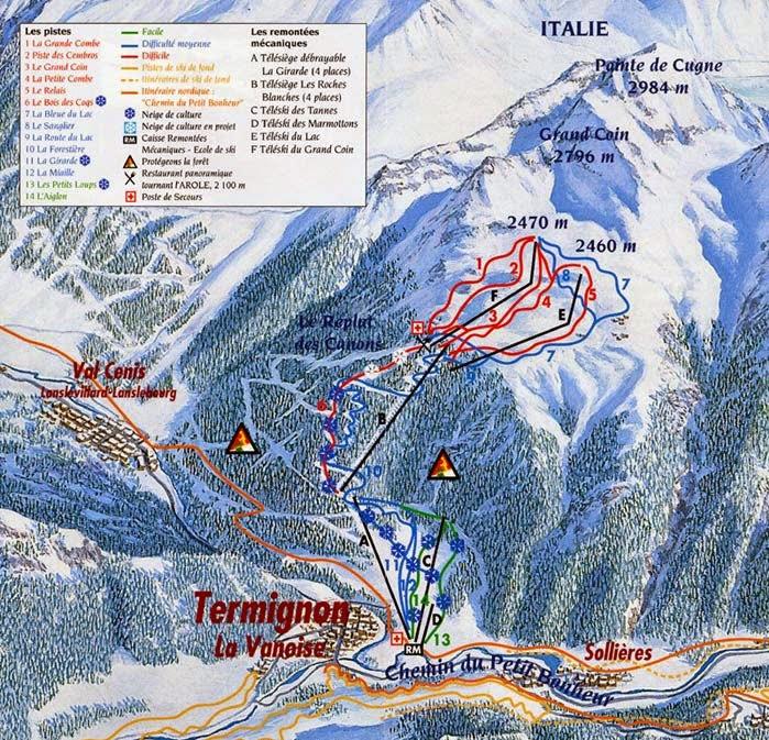 Termignon La Vanoise