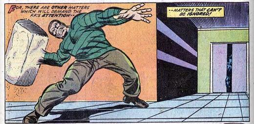 Fantastic Four 148 Frightful Four