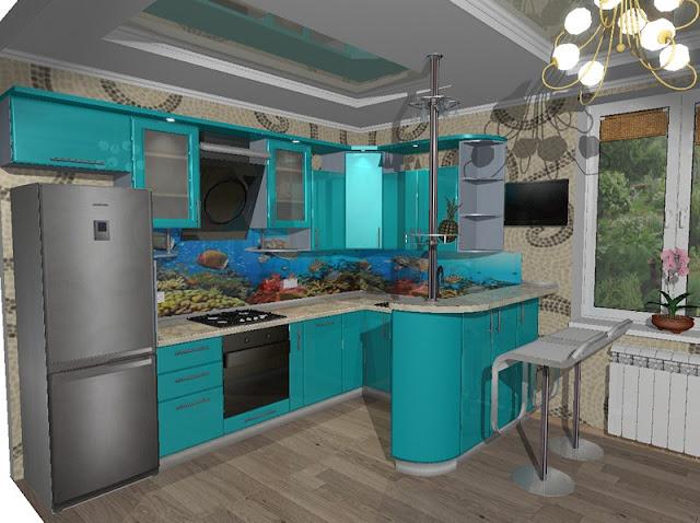 Изготовление кухни на заказ