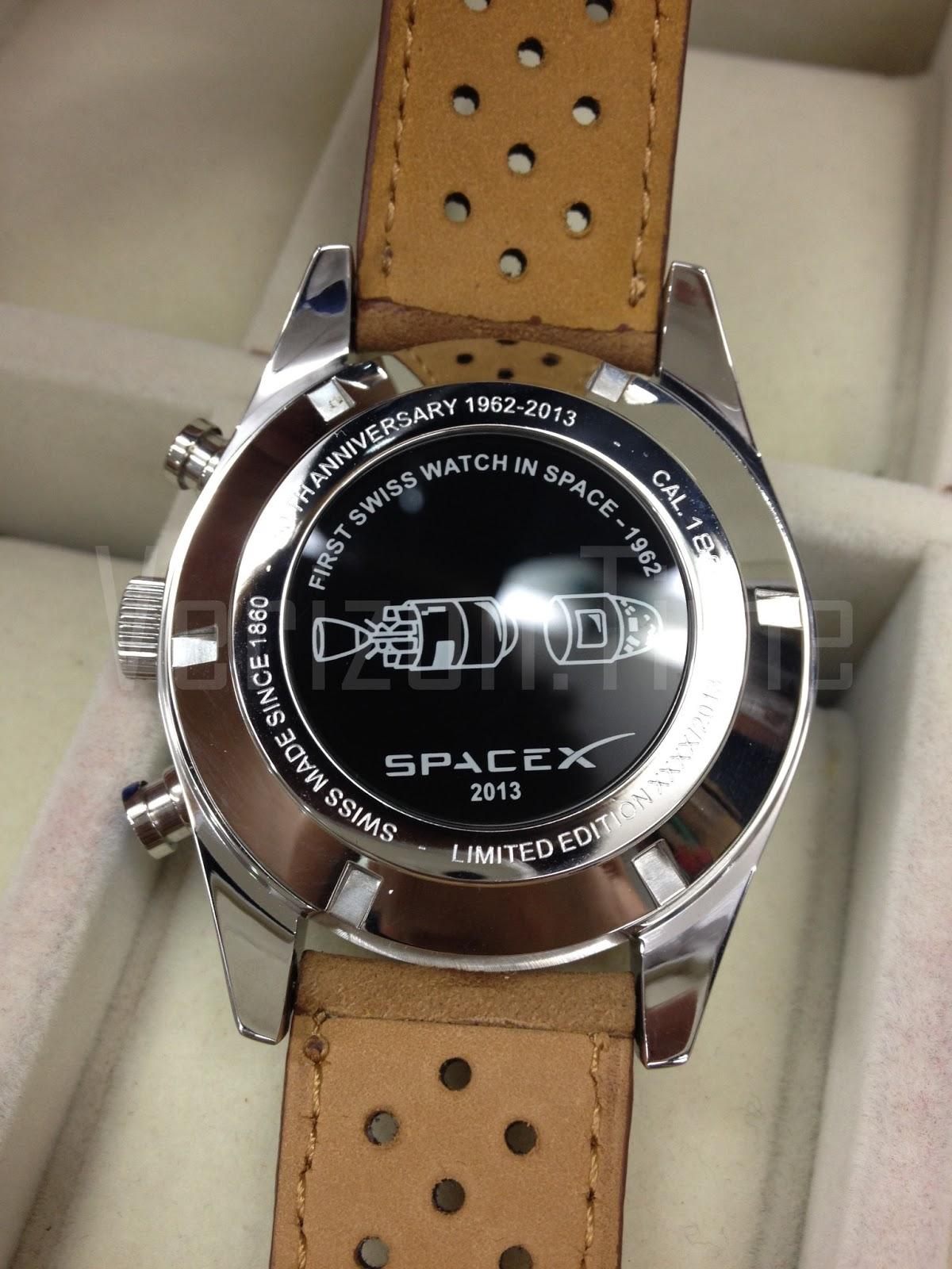 spacex black watch - photo #14