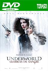 Underworld: Guerras de sangre (Inframundo 5) (2016) DVDRip