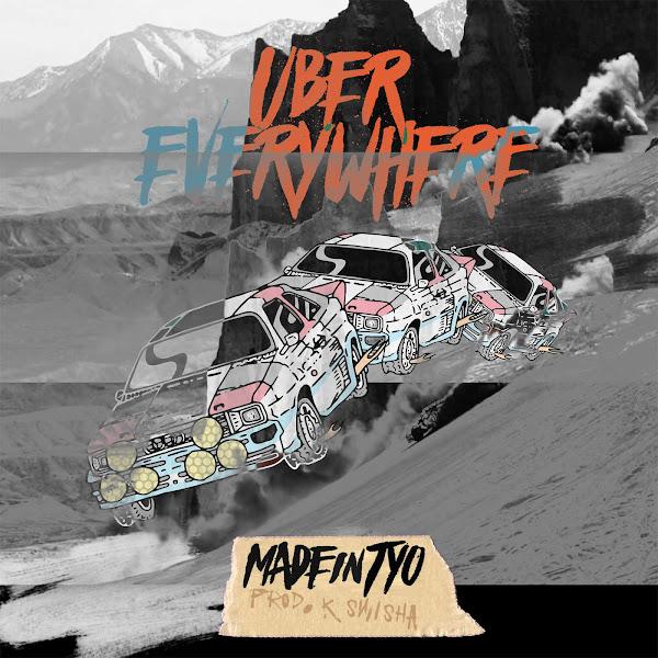 Madeintyo - Uber Everywhere - Single Cover