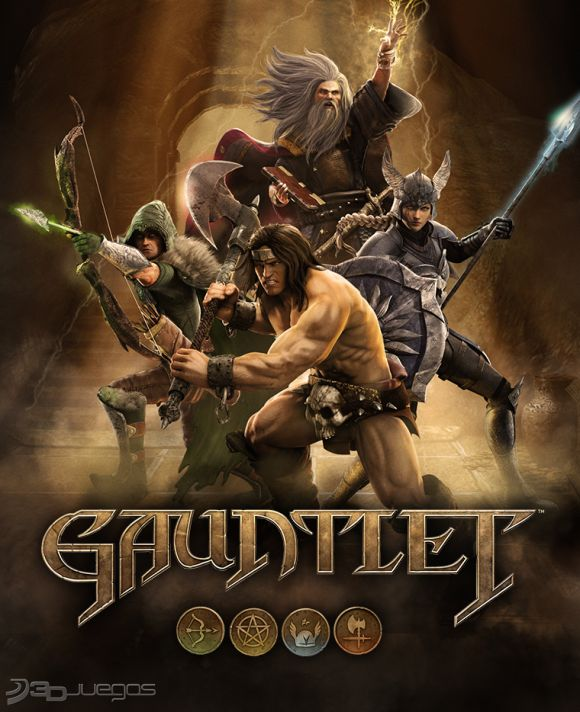 Gauntlet Slayer Edition PC Full Español [MG+]