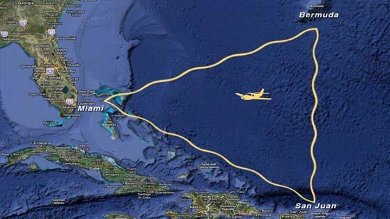 Segitiga Bermuda Pintu Gerbang Ke Dimensi Lain Yang Sengaja Disorokkan