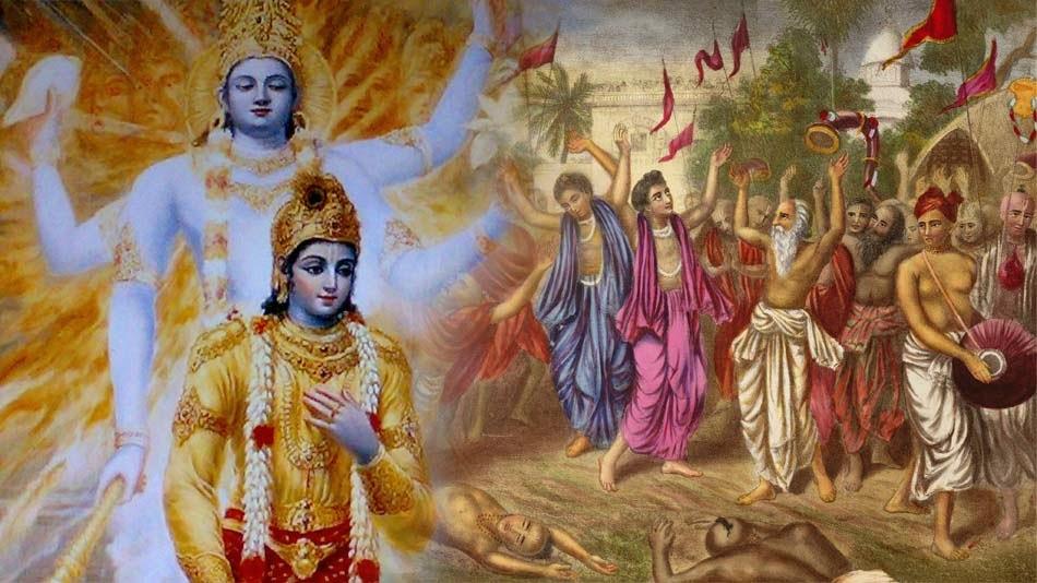 Power of HareKrishna Mahamantra - Real life incident by Sri Sri Muralidhara Swamiji