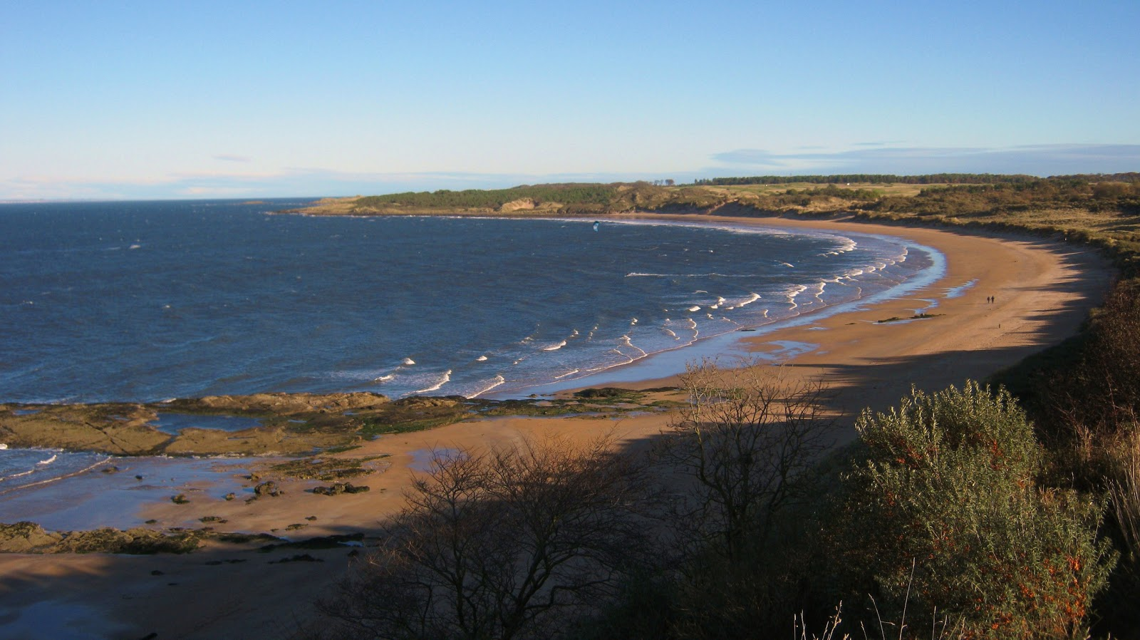Coastrider Mid Week Beach Ride Gullane To North Berwick