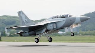 Jet Tempur Ringan FA-50 Buatan KAI