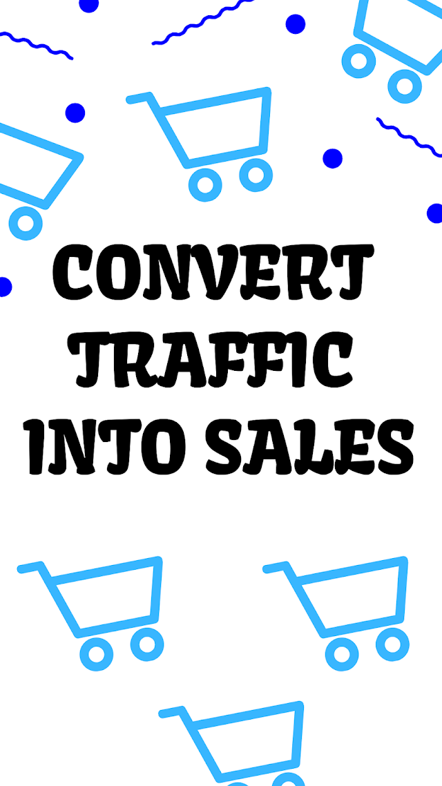 Solution and Reason Your Website is Getting Traffic but No Sales