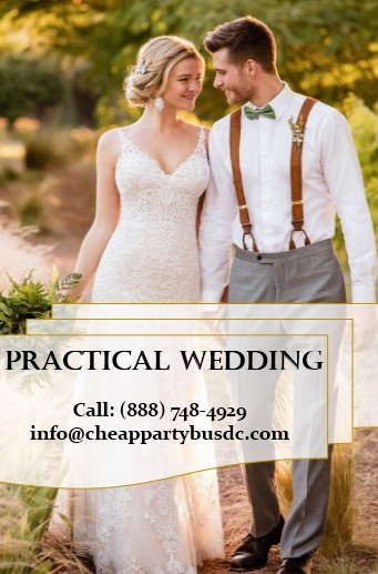 How to Have a Practical Wedding ~ Cheap Party Bus DC