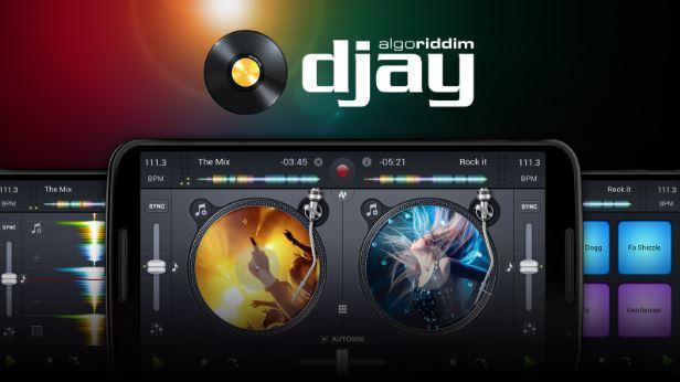 Download Gratis Djay 2 v2.2.4 Apk  Editor Musik terbaru 2016