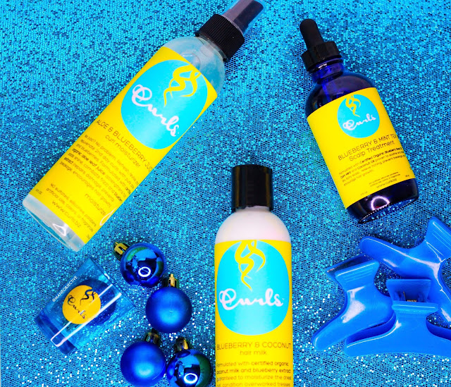 How I Preserve My Curls Overnight feat. CURLS #TripleThreat