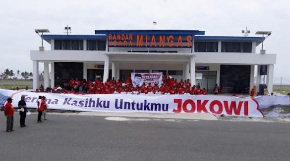 Deklarasi Dukung Jokowi 2 Periode Tak Dilarang
