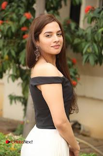 Telugu Actress Tanya Hope Stills at Appatlo Okadundevadu Audio Launch  0024.JPG