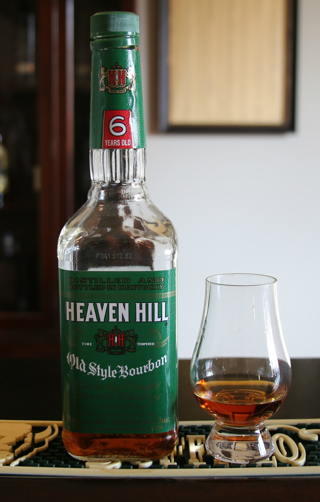 It's just an image of Genius Heaven Hill Green Label Review
