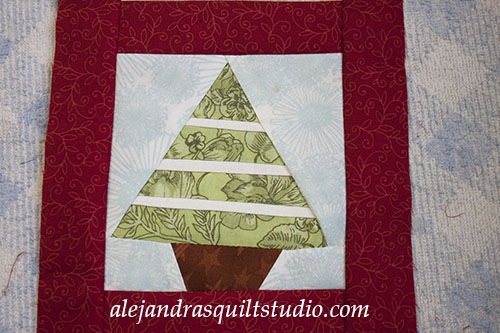 Patrón gratis Arbol de Navidad