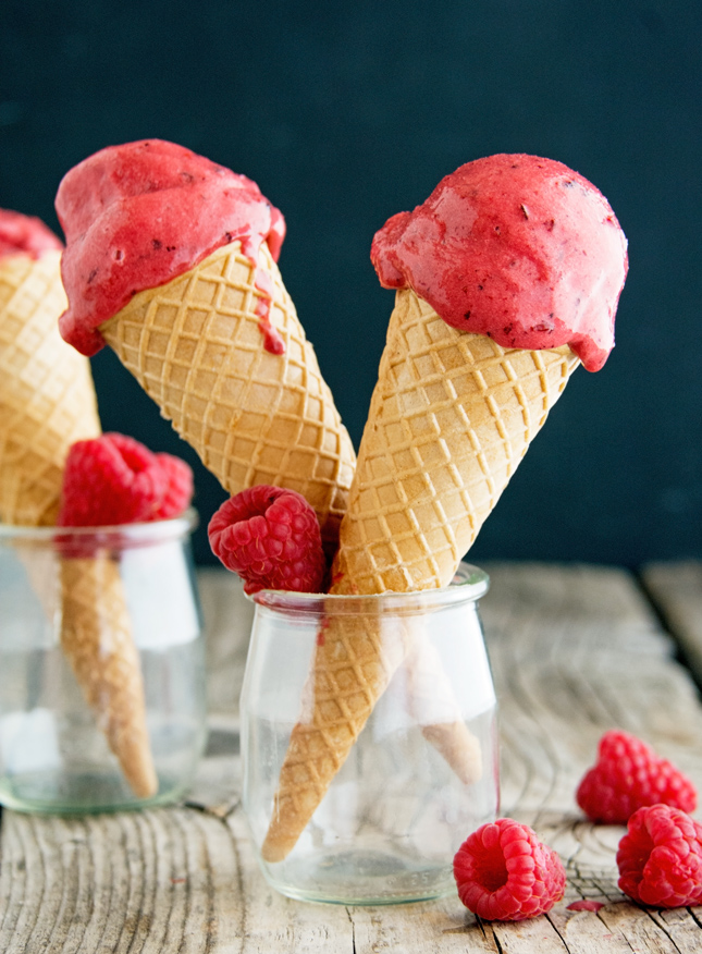 (Paleo) Very Berry Ice Cream
