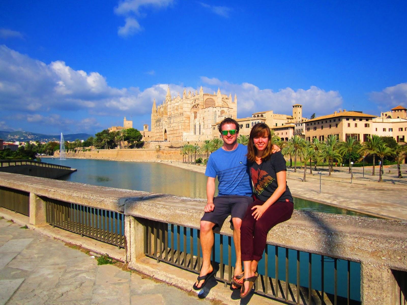 The last couple of weeks: Felsenmeer, Mallorca, Burg Frankenstein ...