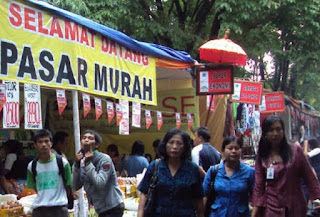 DWP PALI Gelar Pasar Murah