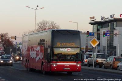 PolskiBus: Van Hool TD921 #P016