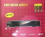 IBOX_HD BOX 600S