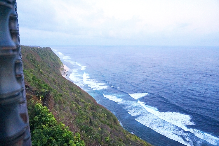 Euriental | fashion & luxury travel | Alila Villas Uluwatu, view from the sunset cabana