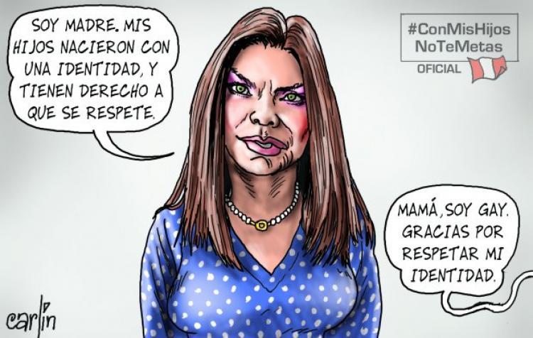 Carlincaturas Lunes 27 Febrero 2017 - La República