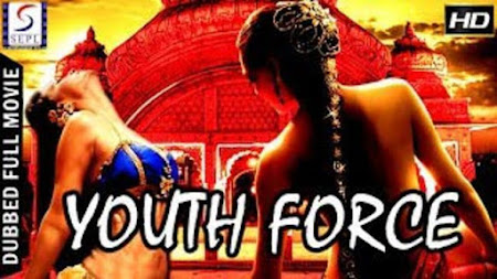 Poster Of Youth Force In Hindi Dubbed 300MB Compressed Small Size Pc Movie Free Download Only At worldfree4u.com