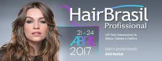Fazer Inscrição 2017 Hair Brasil Profissional Mês Abril