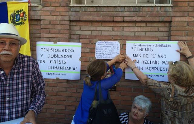 España mejorará atención a pensionistas en Argentina y Venezuela