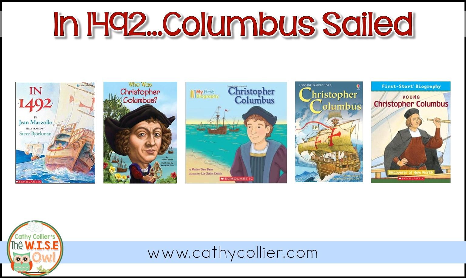 In Columbus Sailed